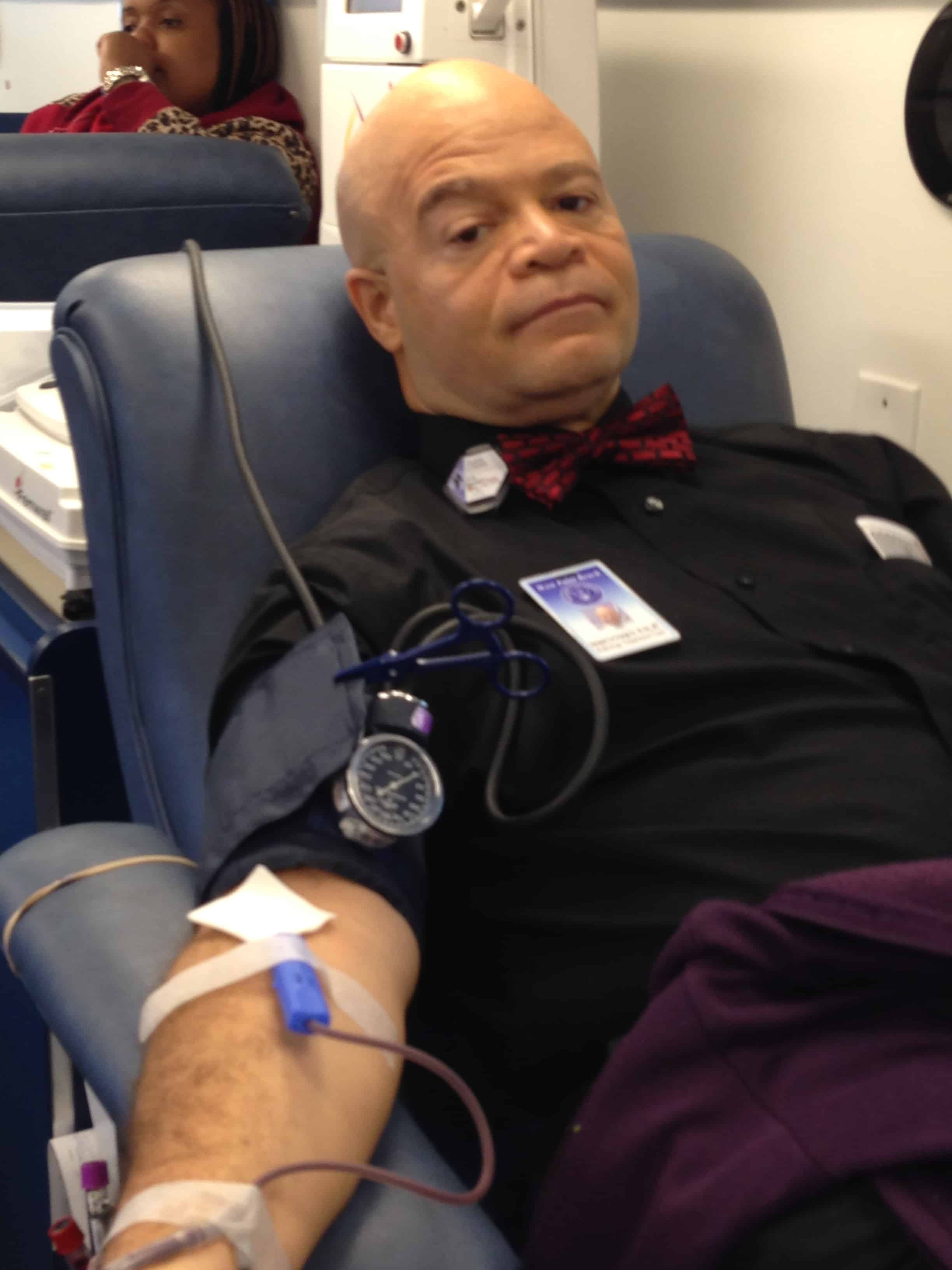 West Palm Beach Hosts a Blood Drive