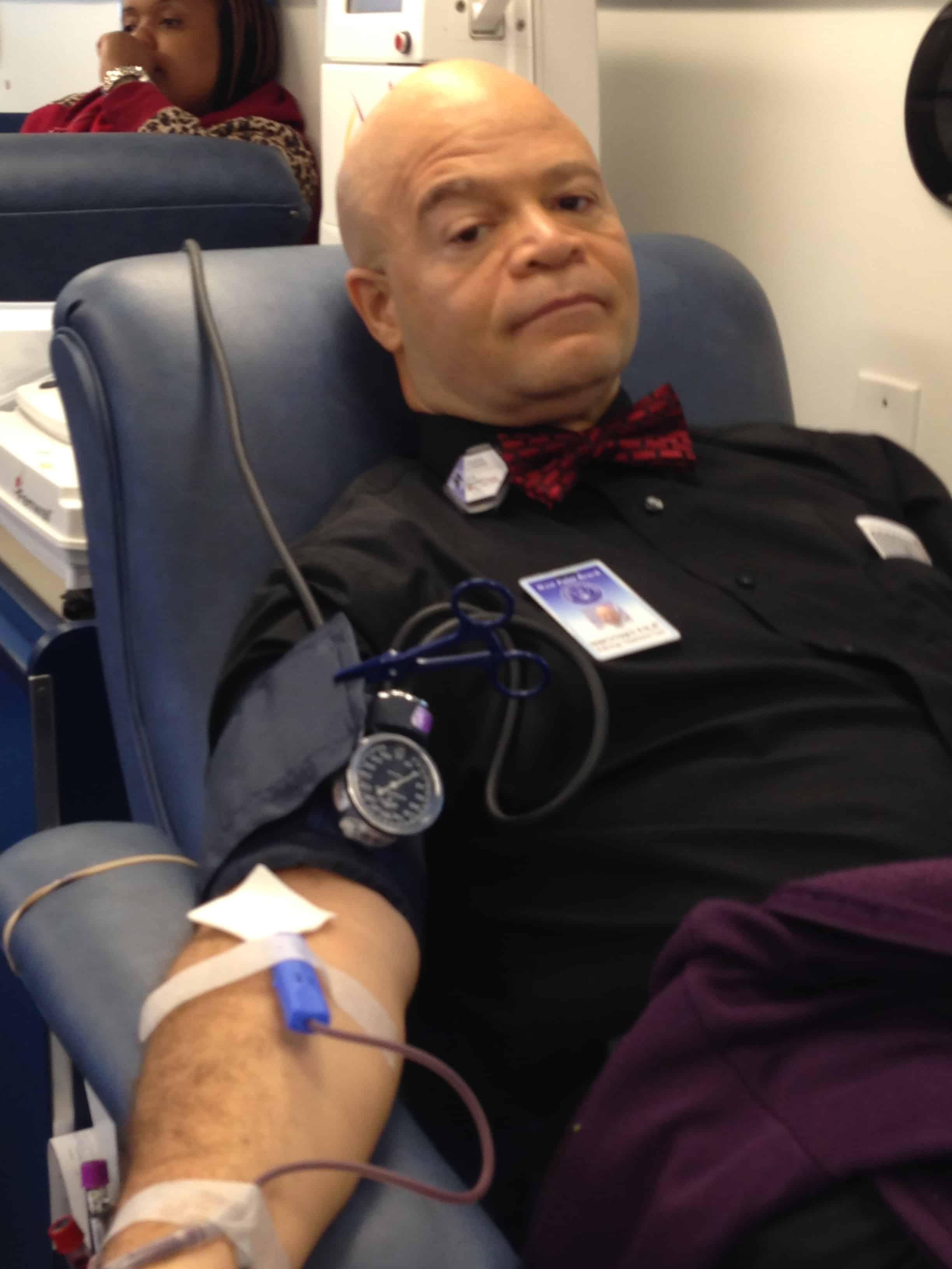 West Palm Beach Hosts a Blood Drive