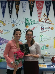 CRC award to AHS May 2015 (3)