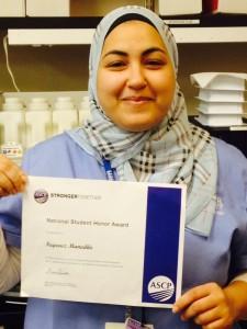 Histotechnology awards May 2015 (1)
