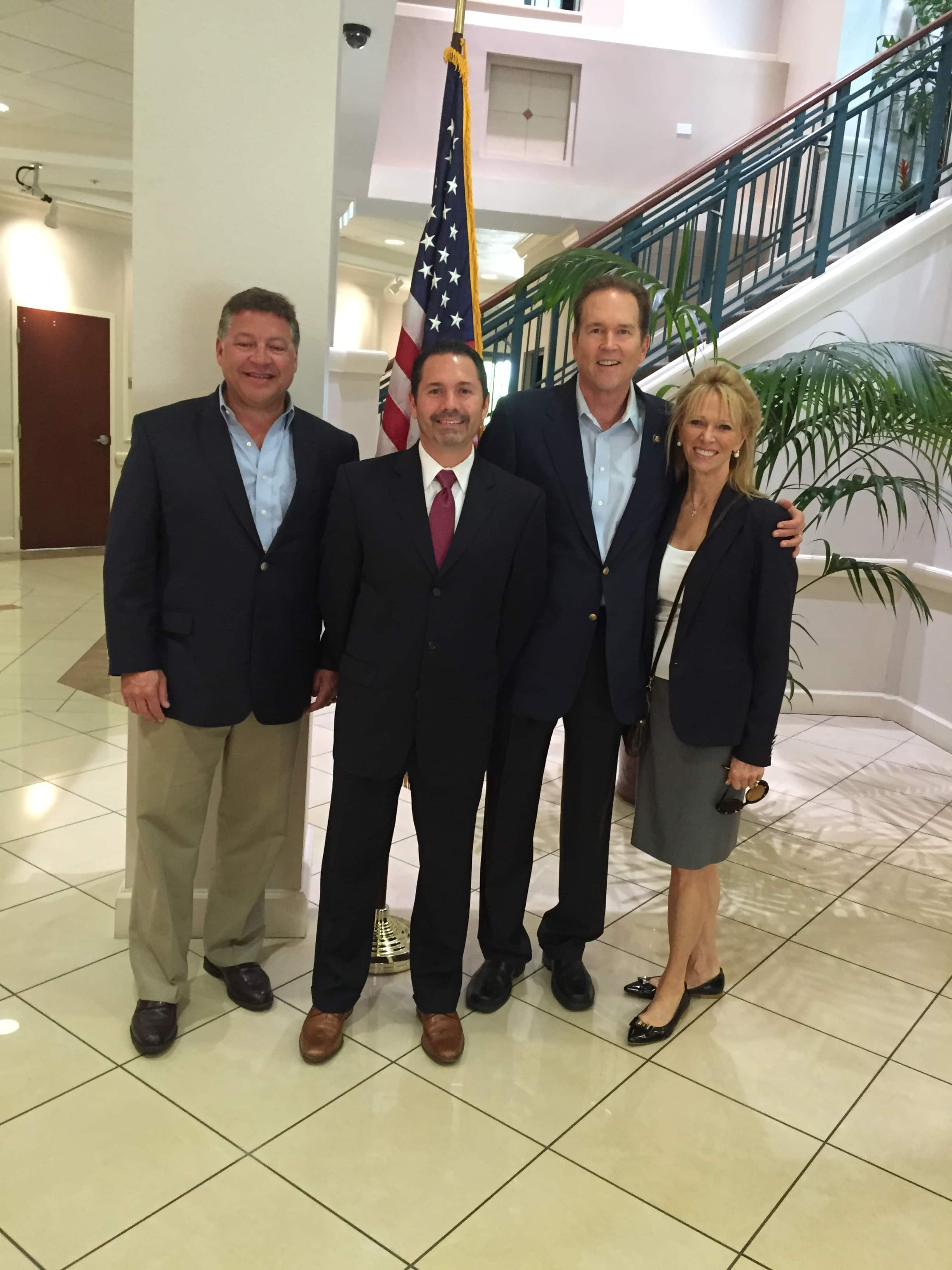 Public Statekholder Meeting on Transportation and Logistics Held at the Sarasota Campus