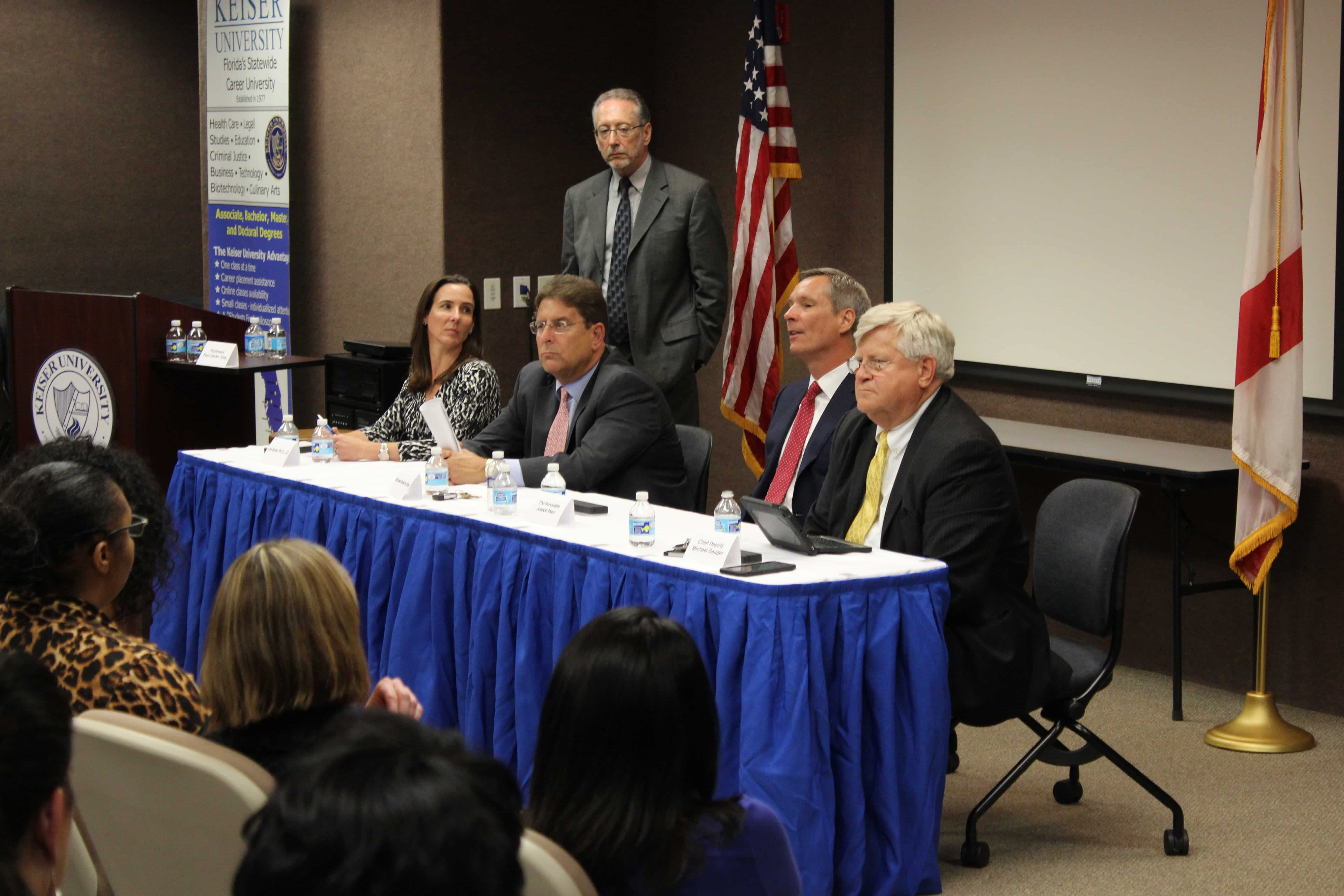 West Palm Beach Held a Law Day Symposium to Discuss Mental Health Issues Facing the Criminal Justice System