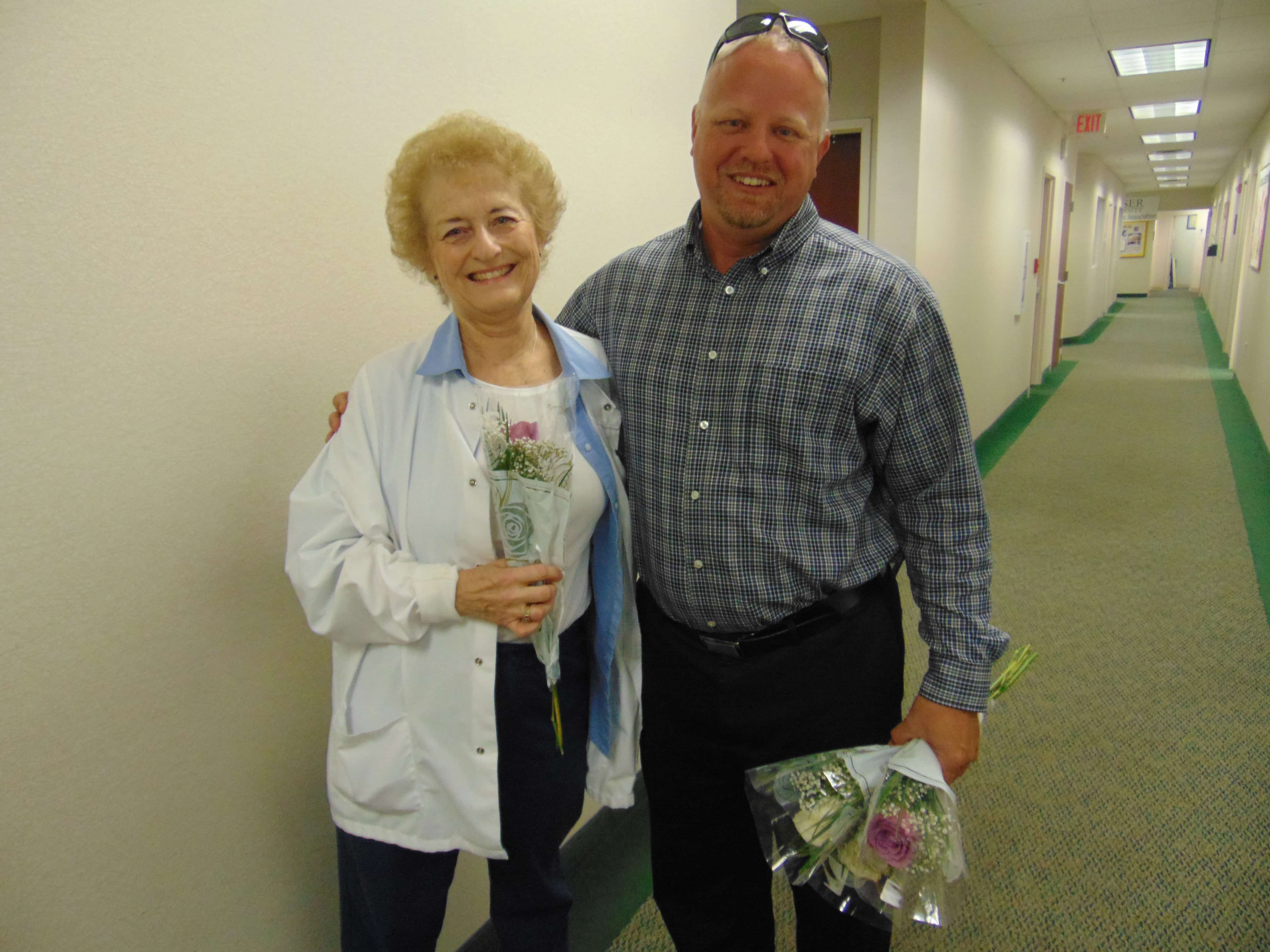 Sarasota Nursing Graduate Says THANK YOU