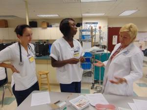 Nursing lab May 2015 (1)
