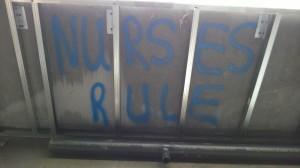 Spray paint new bldg walls May 2015 (9)