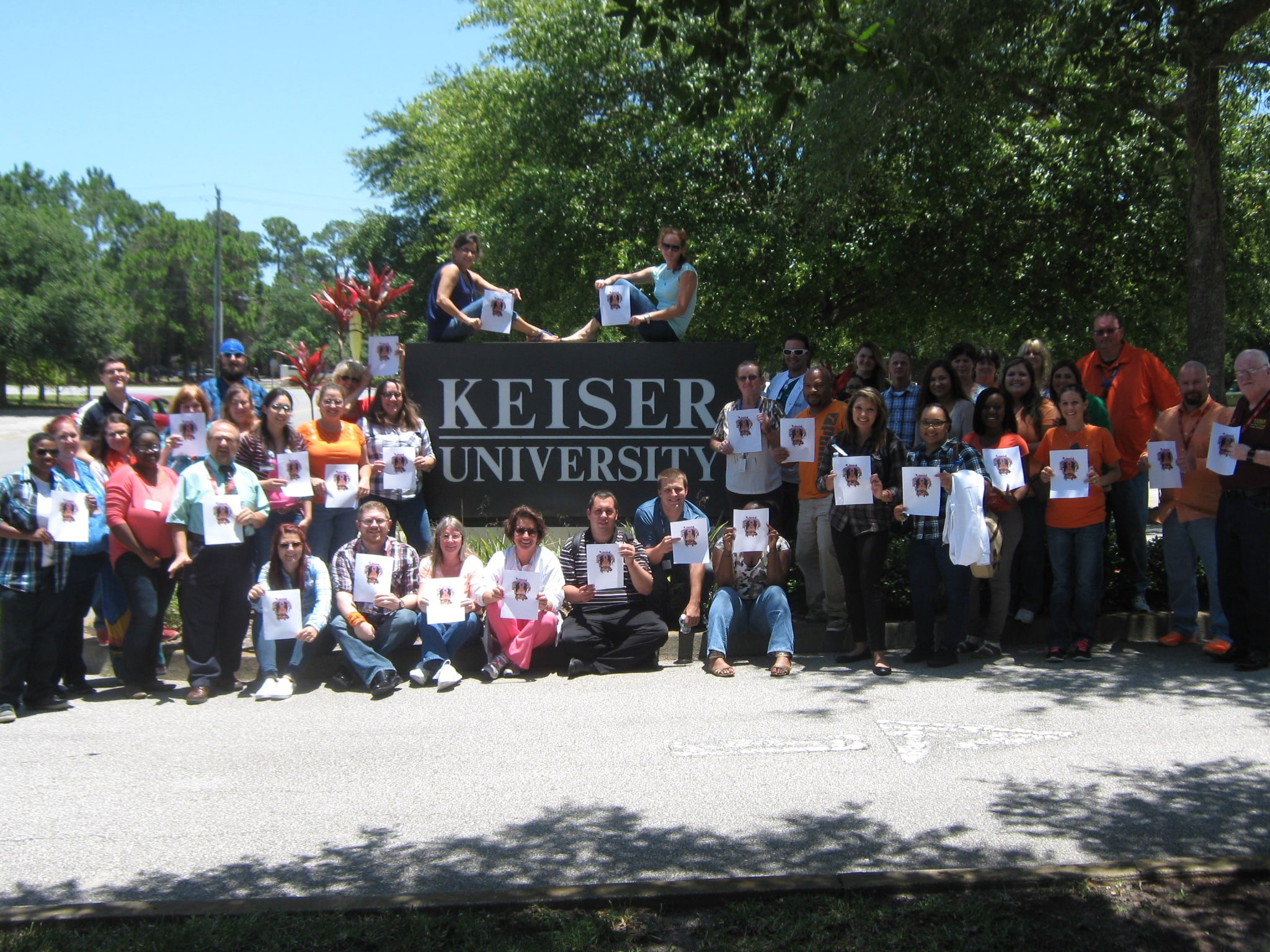 Keiser University Daytona Beach Joins Brayden's Army