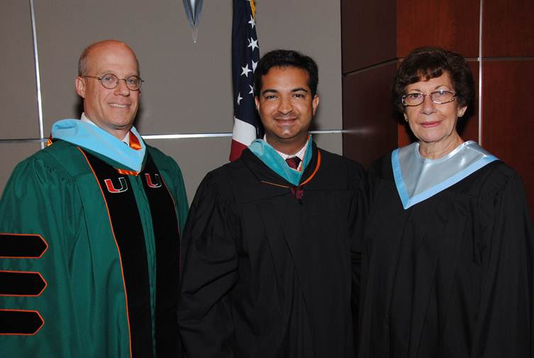 U.S. Congressman Carlos Curbelo Addresses Graduates at Keiser University's Commencement Ceremony