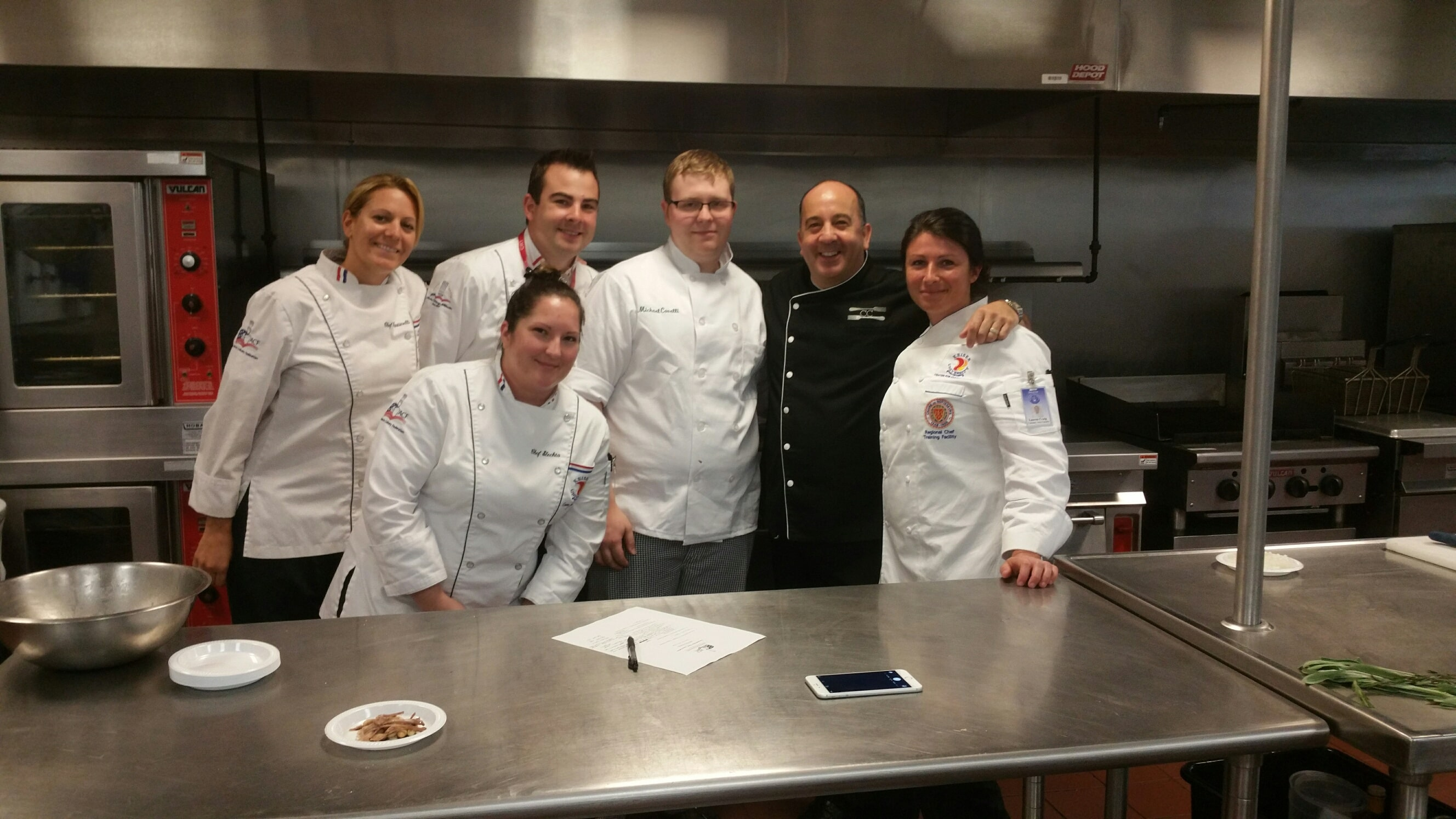 Sarasota's Center for Culinary Arts Hosts the ACF Sarasota Bay Chefs Association