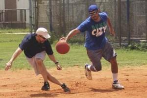 Kickball June 2015