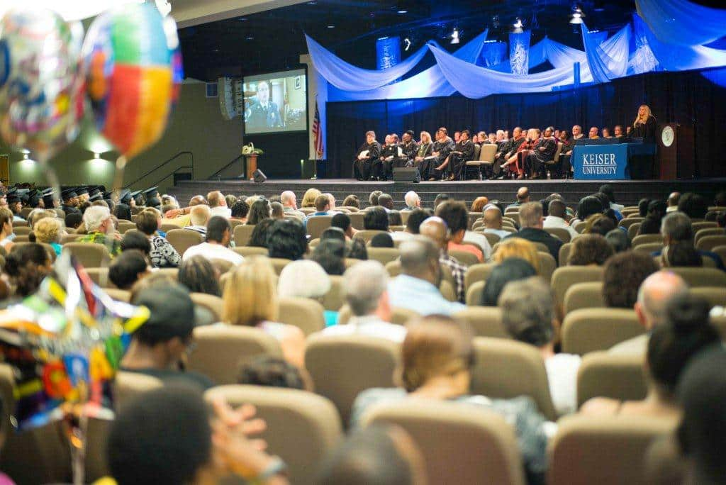 Tallahassee 2015 Spring Commencement