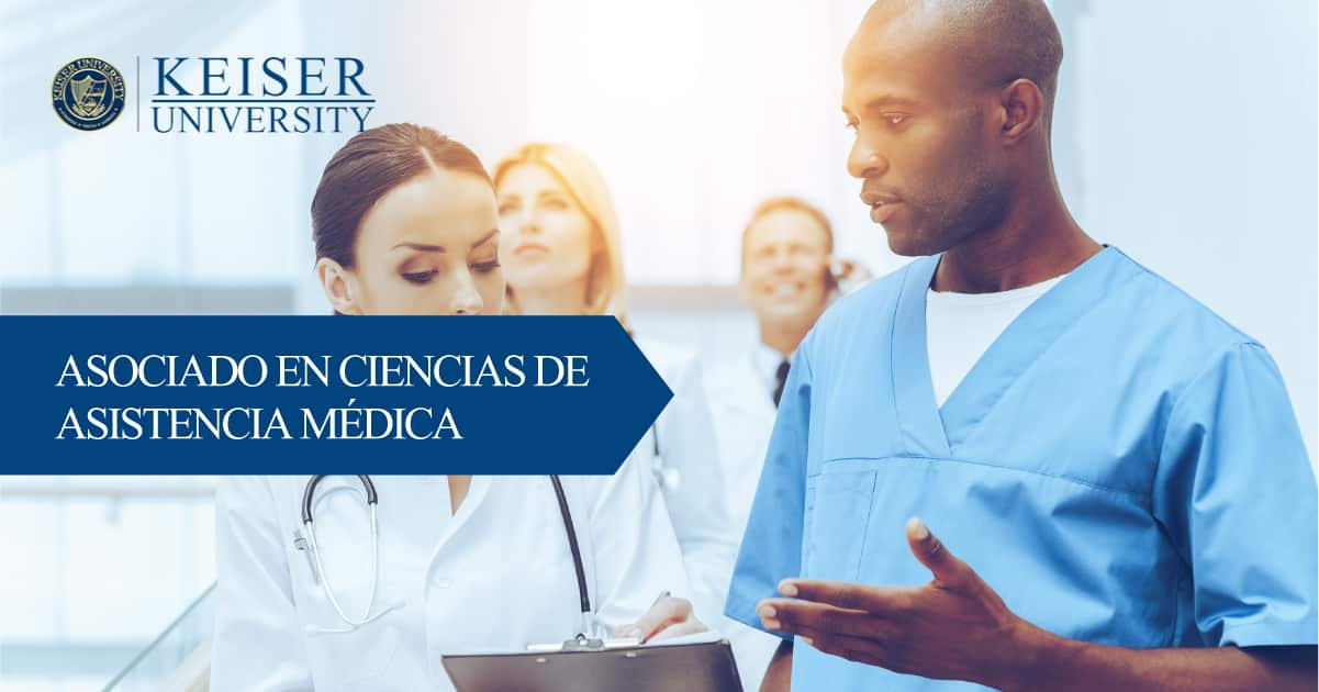 Curso de Asistente Medico - Escuela de Enfermeria - Keiser University