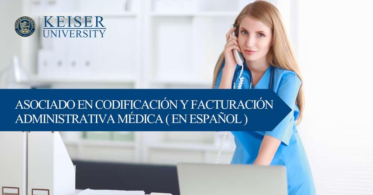 Curso de Facturación Médica y Codificación Online - Keiser University