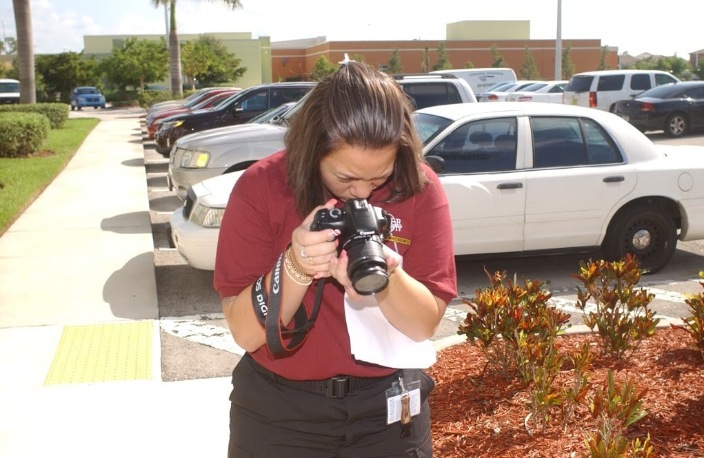 Ft. Myers Forensic Investigation Students Attend Advanced Seminar