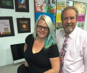 Greg and Kerri