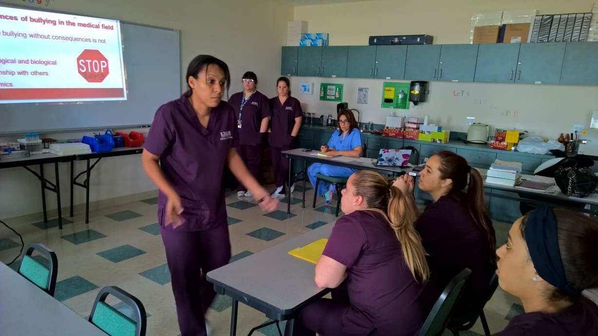 Miami Campus Holds a Cross-Disciplinary, Anti-Bullying Project
