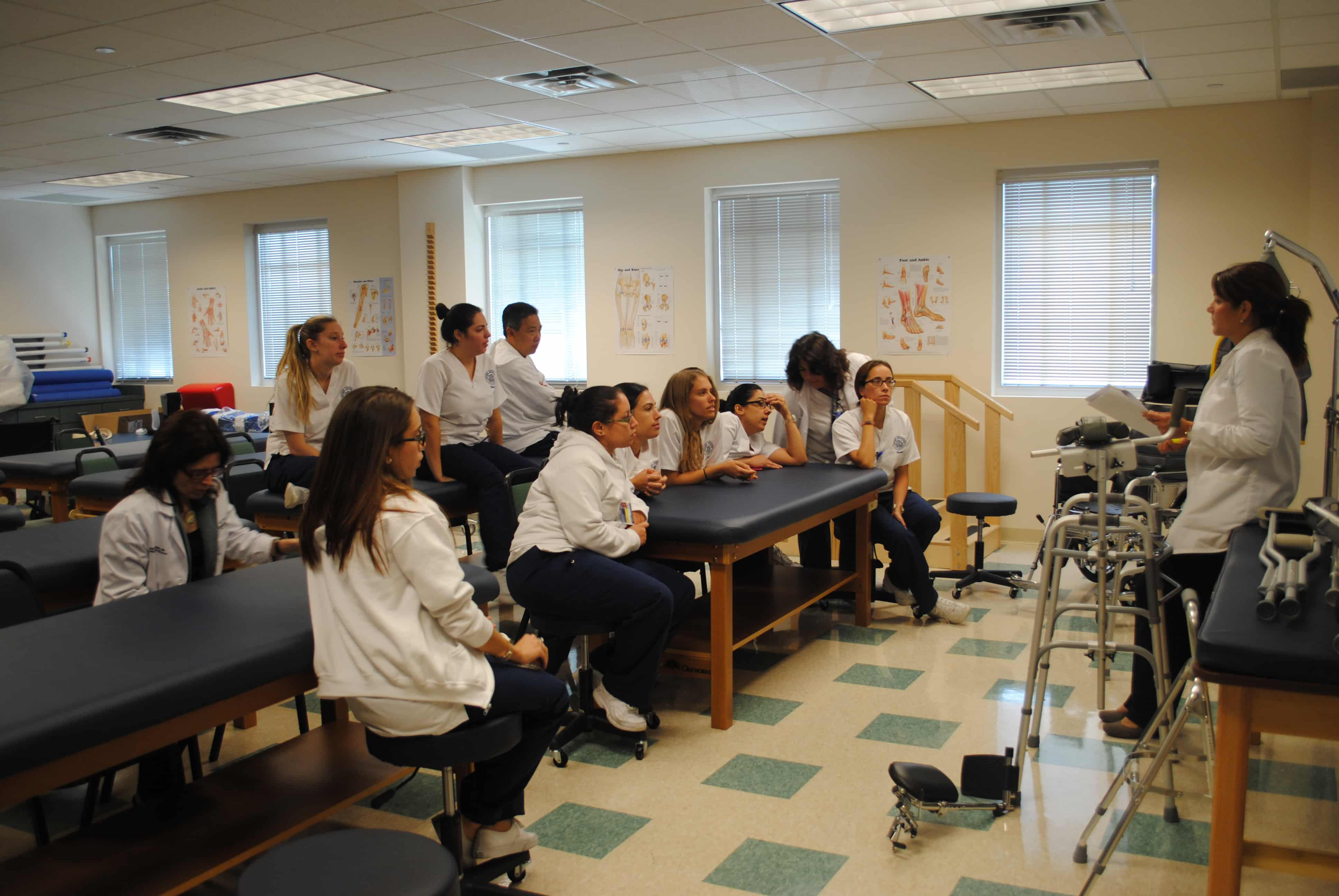 Interprofessional Education Experience Between the Nursing and PTA Programs at the Miami Campus
