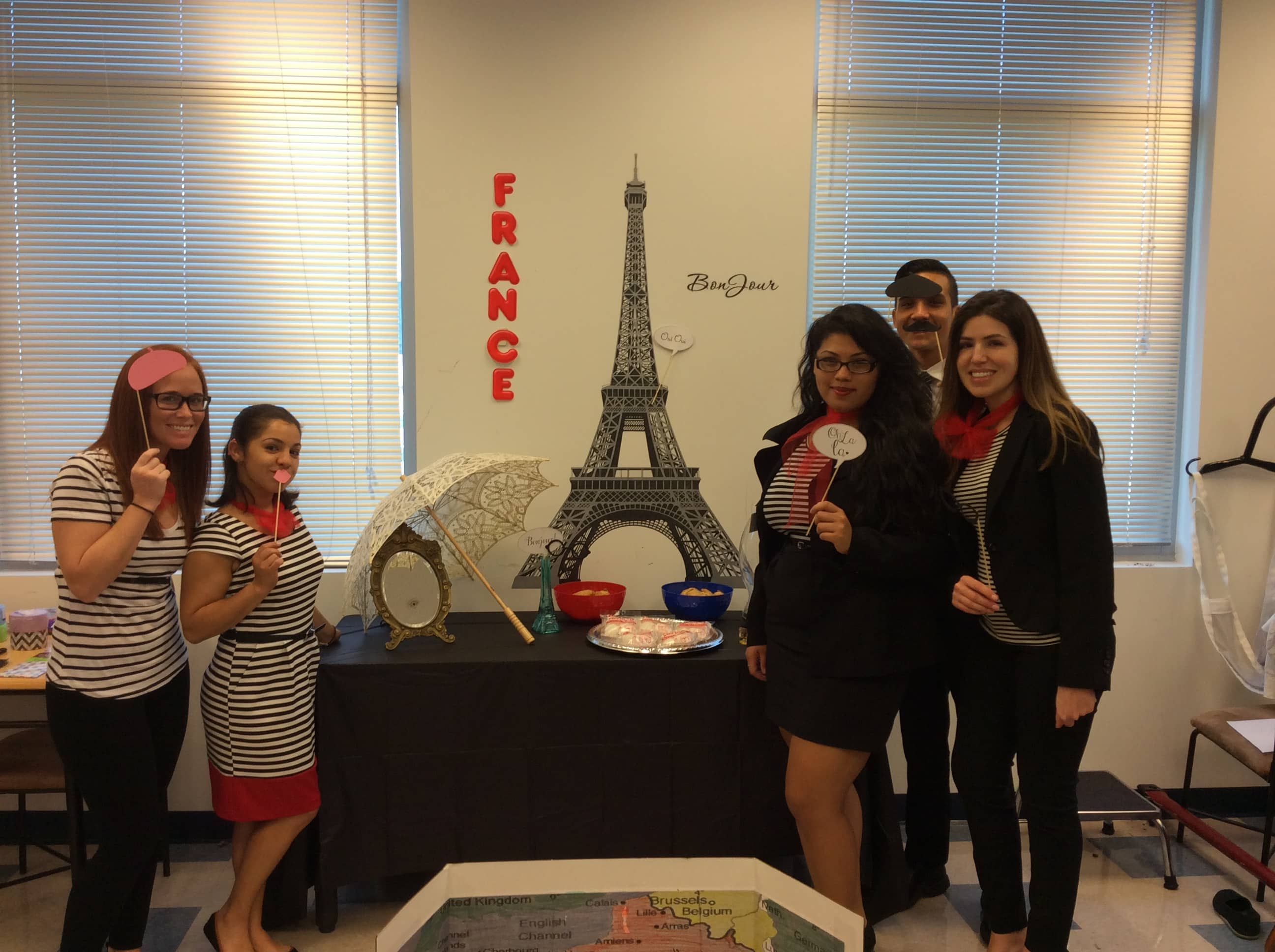 Occupational Therapy Assistant Students Learn About Cultural Awareness