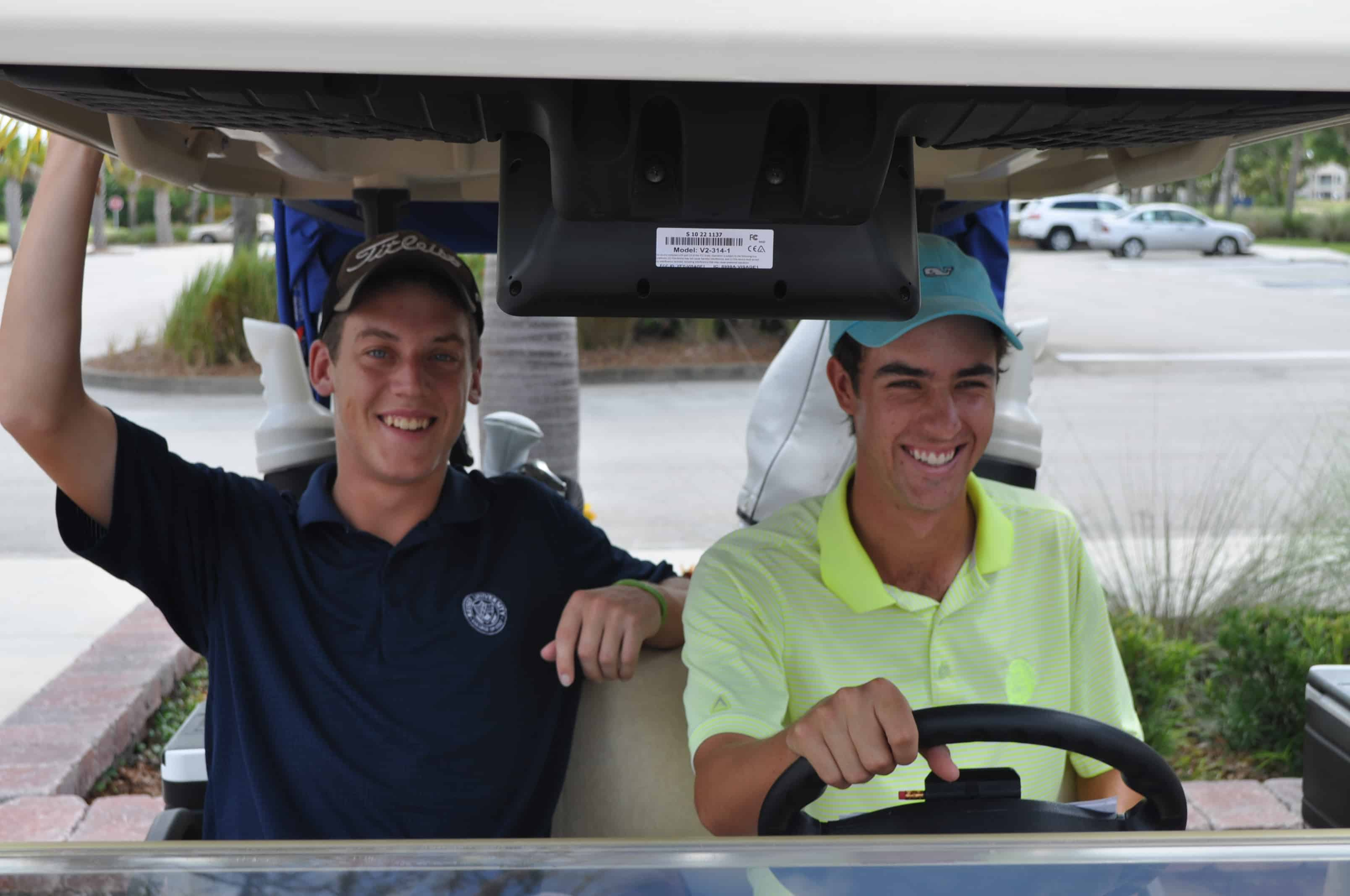 College of Golf and Sport Medicine Students Competed in the Stableford Golf Tournament