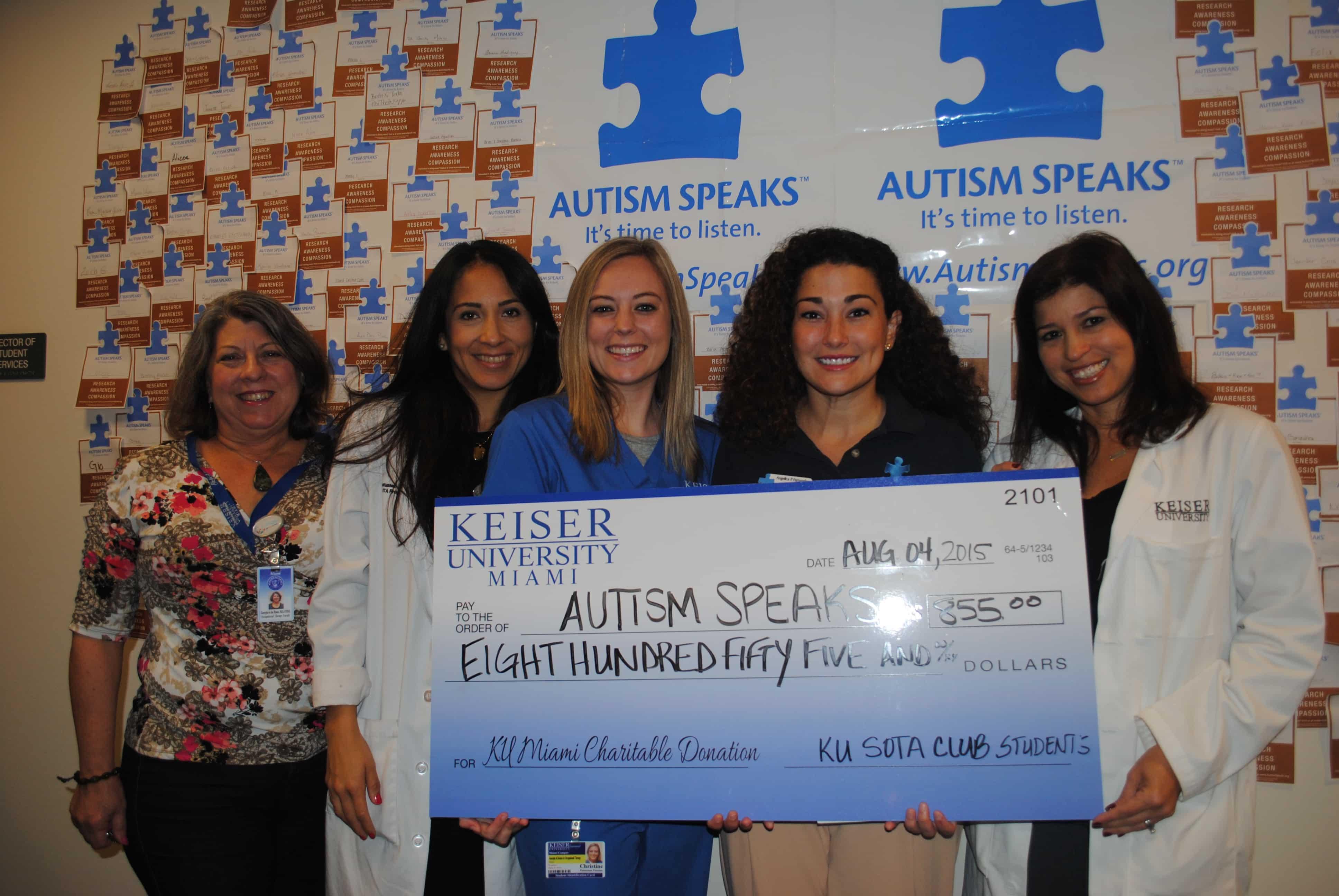 autism speaks job opportunities