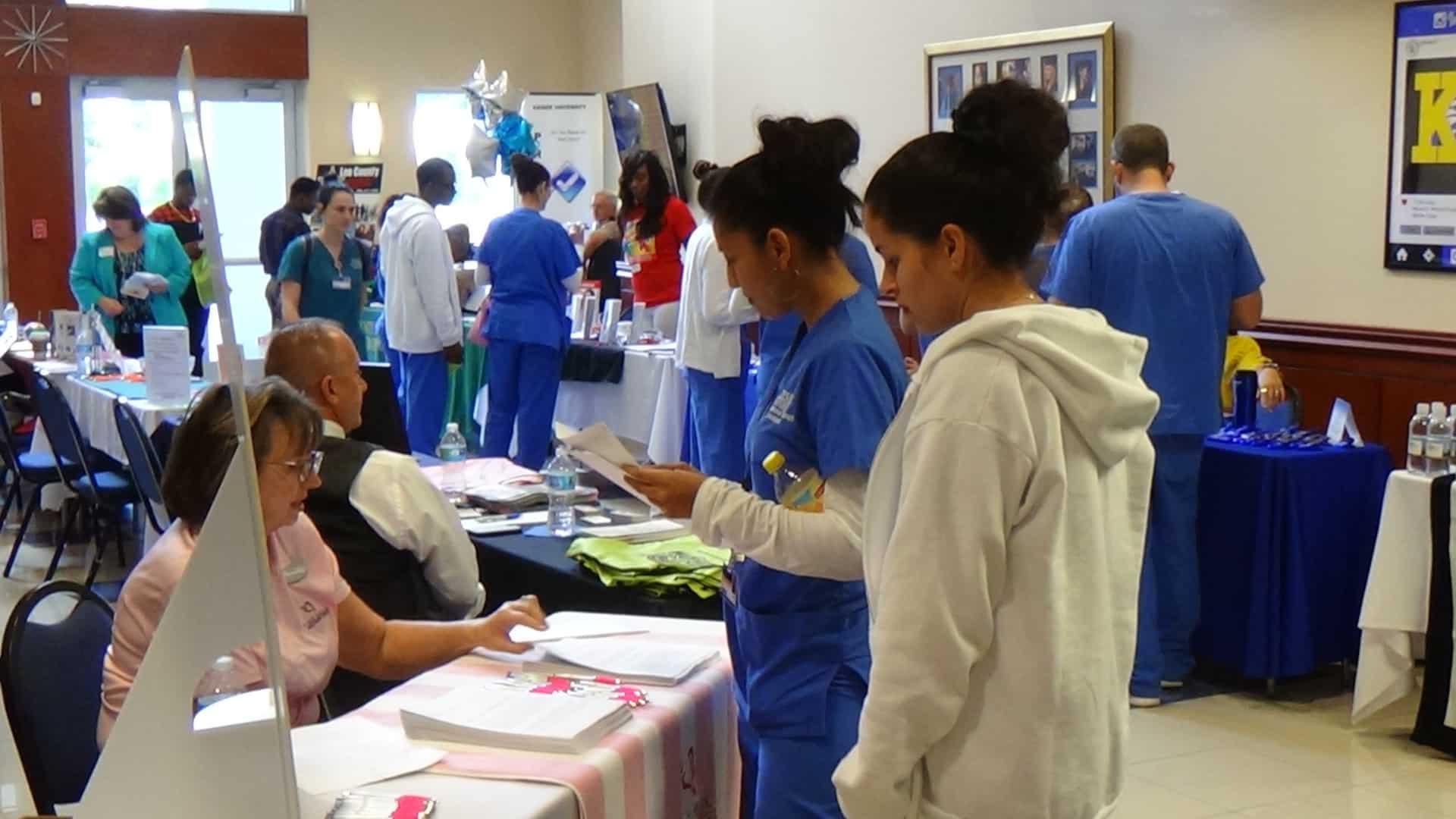 Fort Myers Campus Host Summer Job Fair
