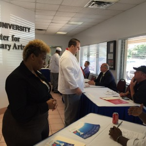 KU TLH job fair Aug. 2015 (1)