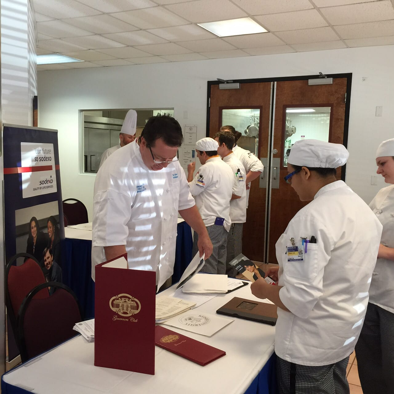 The Tallahassee Campus Holds a Culinary Job Fair