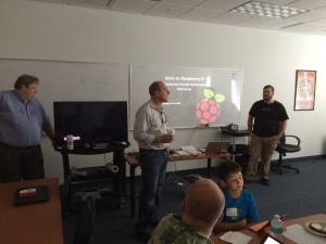 Raspberry Pi workshop Aug. 2015 (3)