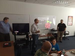 Raspberry Pi workshop Aug. 2015 (3)