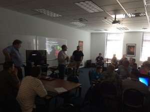 Raspberry Pi workshop Aug. 2015 (4)