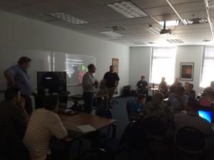 Raspberry Pi workshop Aug. 2015 (4)
