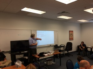 Raspberry Pi workshop Aug. 2015 (6)
