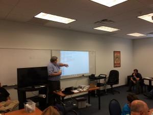 Raspberry Pi workshop Aug. 2015 (6)
