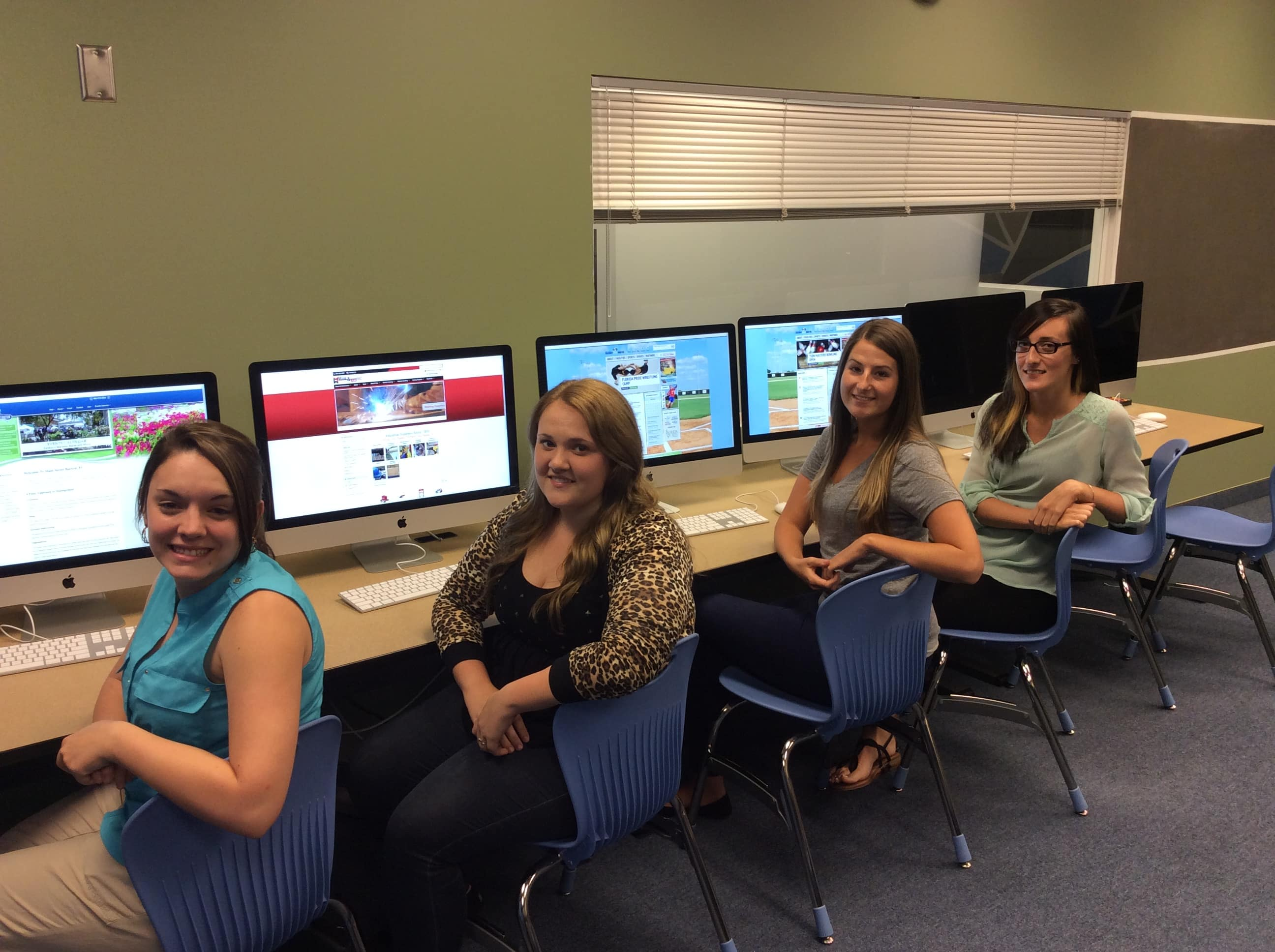 Lakeland Social Media Communications Students Land Big Internships