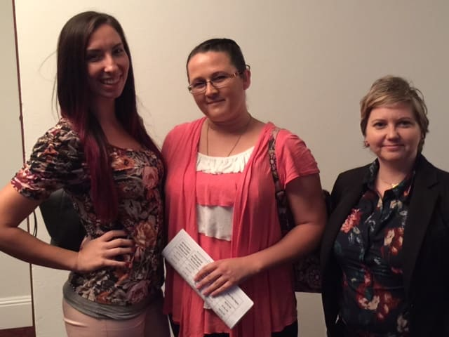 Legal Studies Students from Sarasota Attend Suncoast Paralegal Association of Florida Meeting