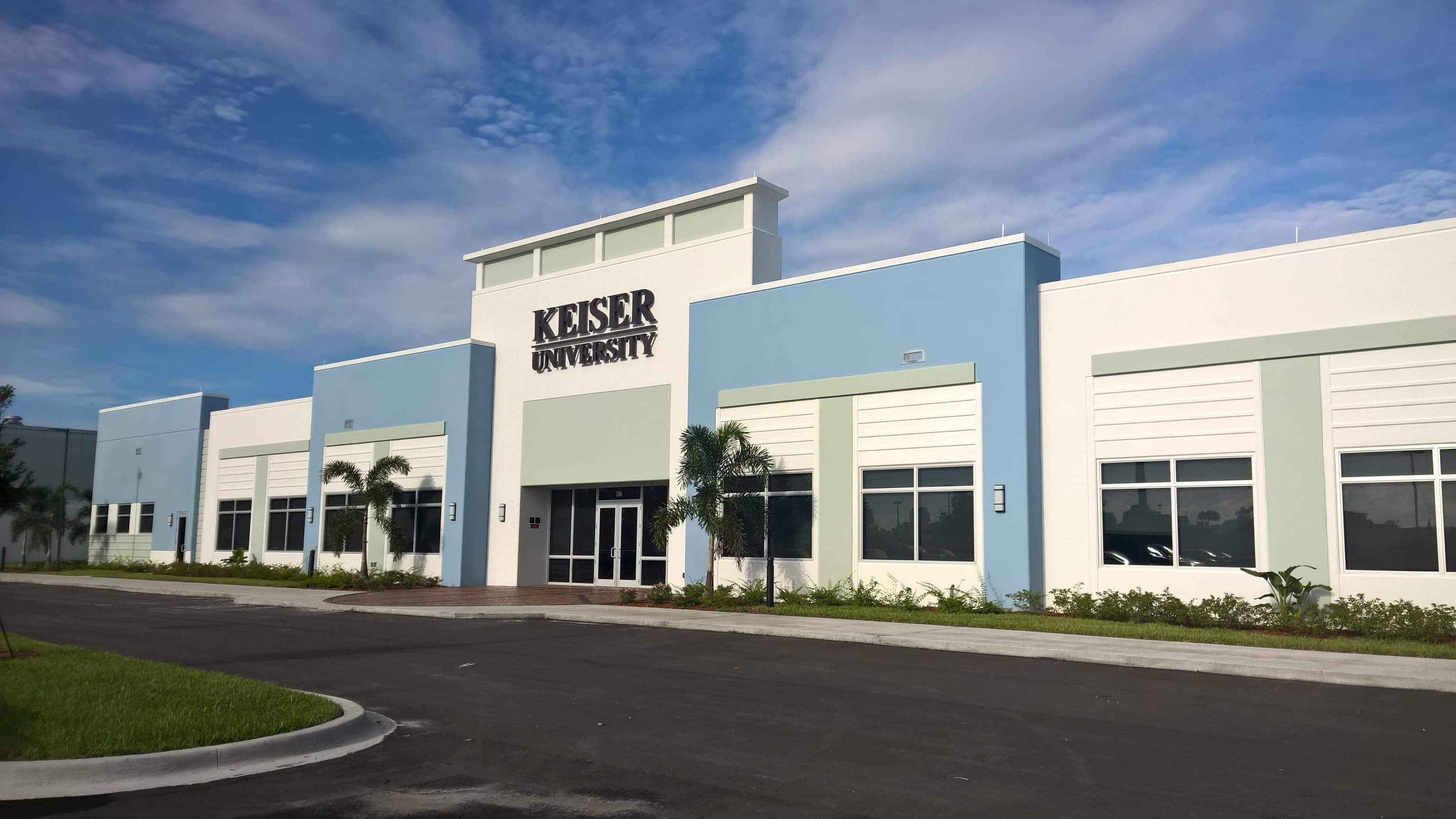 New Building at Melbourne Campus - Keiser University