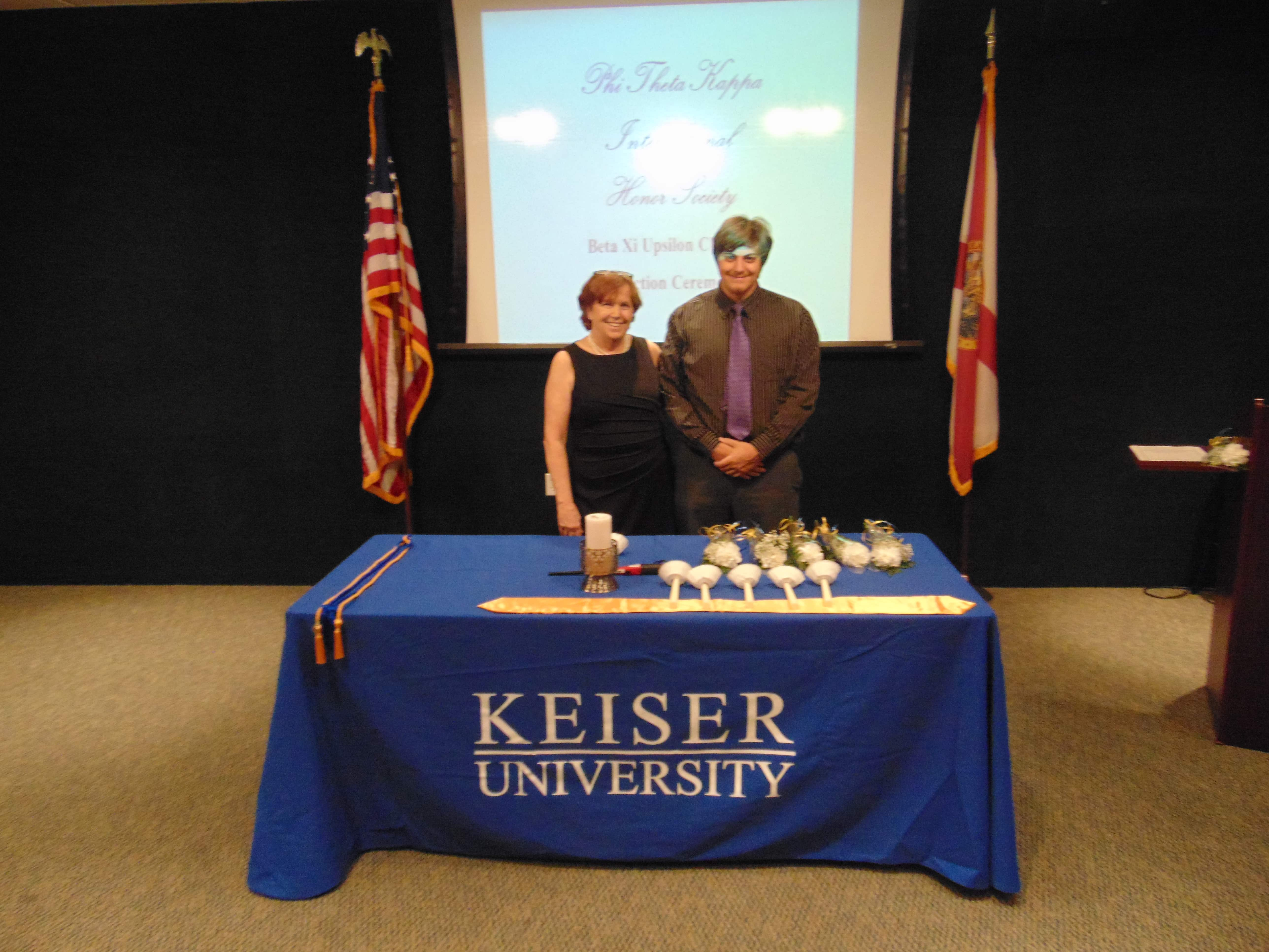 PTK Inductions at the West Palm Beach Campus