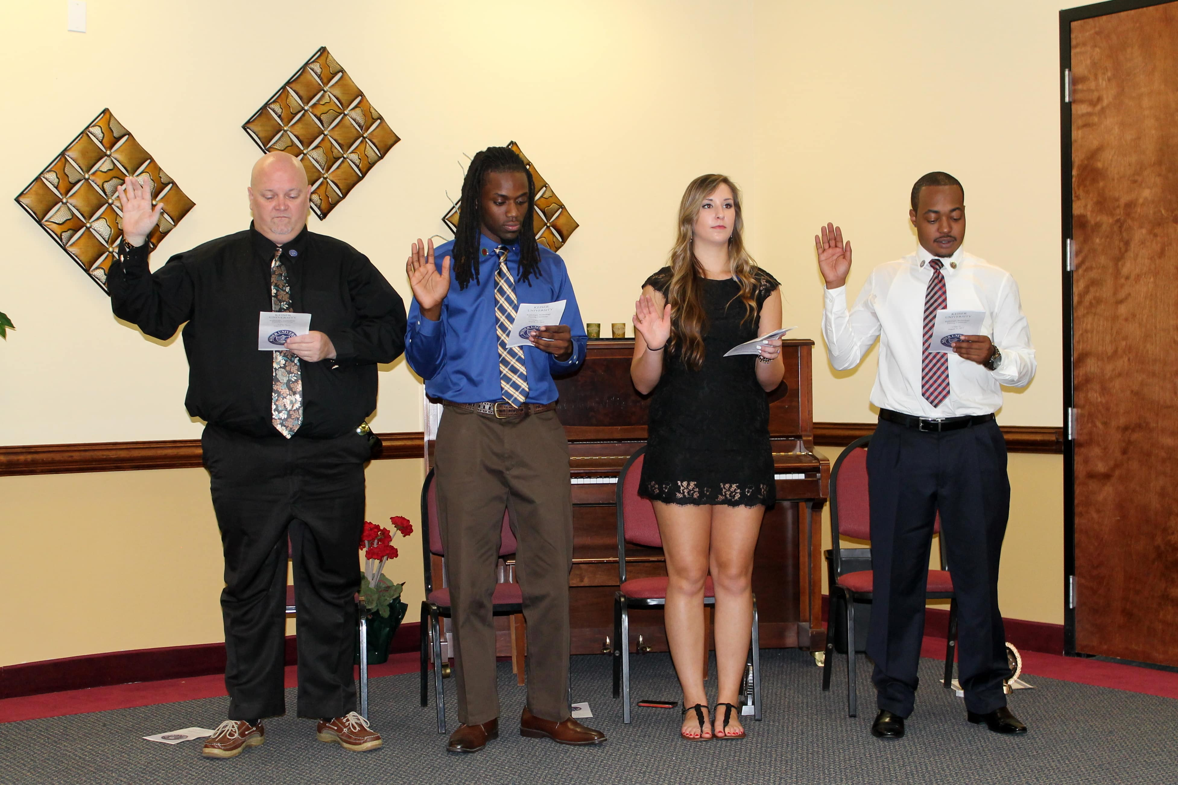 Tallahassee Holds a Pinning Ceremony for Radiologic Technology Students