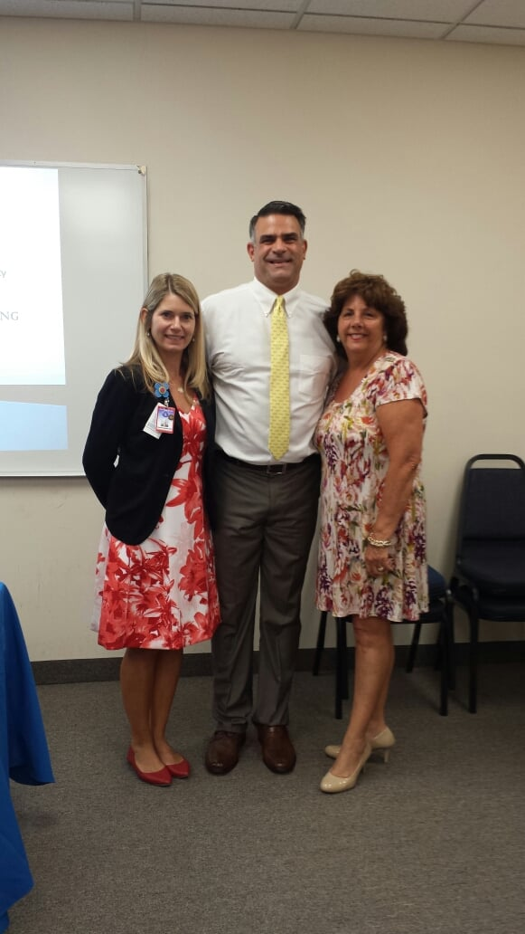 West Palm Beach Campus Hosted a Lunch and Learn For the Palm Beach County Medical Society