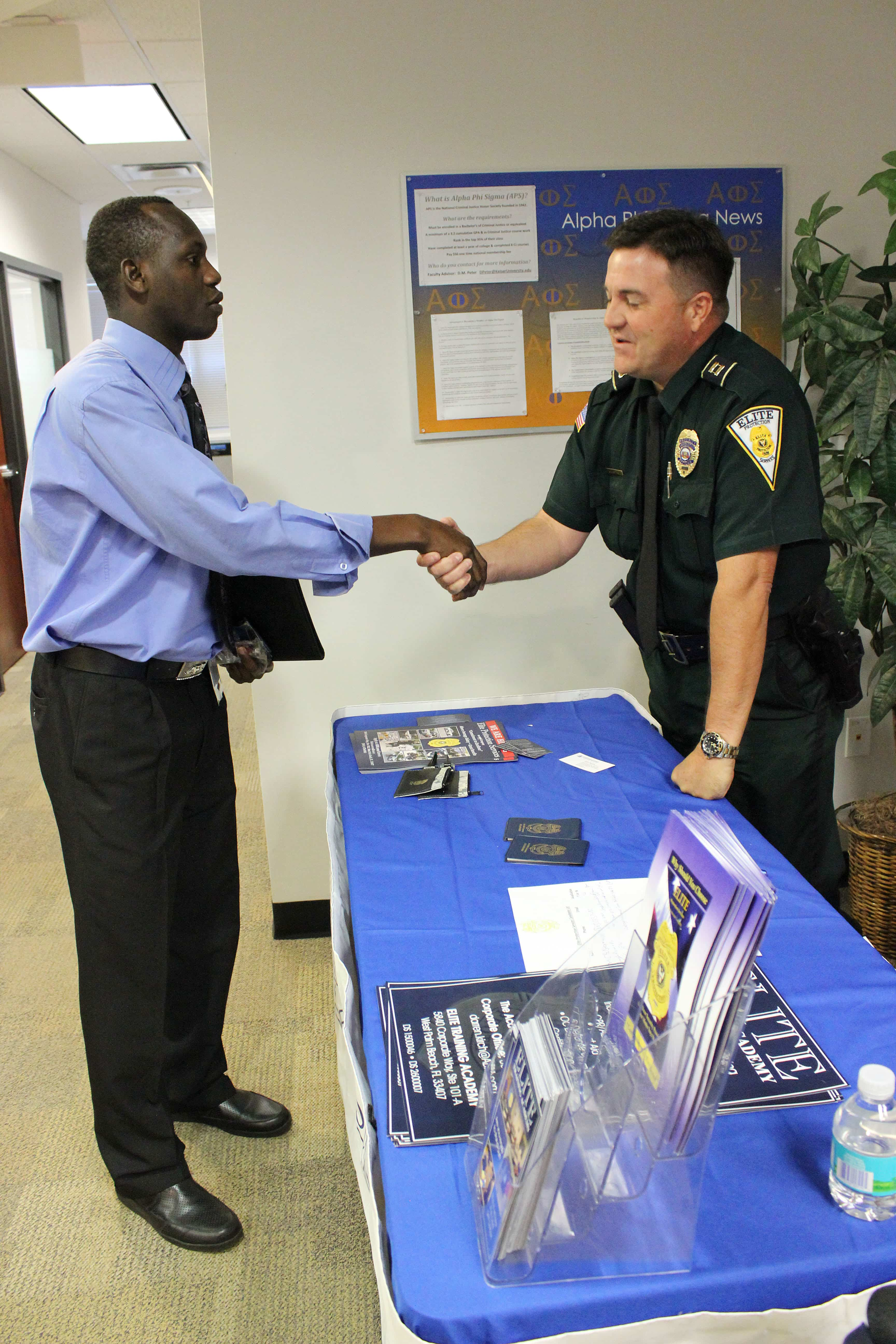 West Palm Beach Campus Holds Career Expo