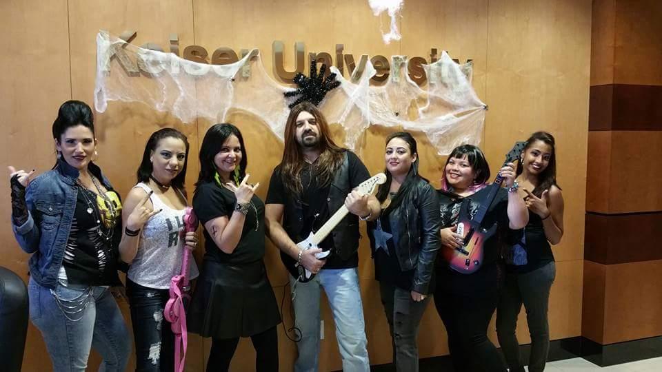 Halloween at KU