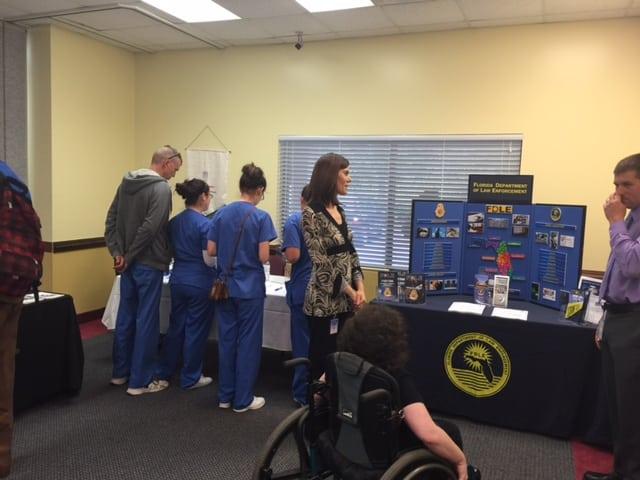 Tallahassee Campus Hosts a Job Fair