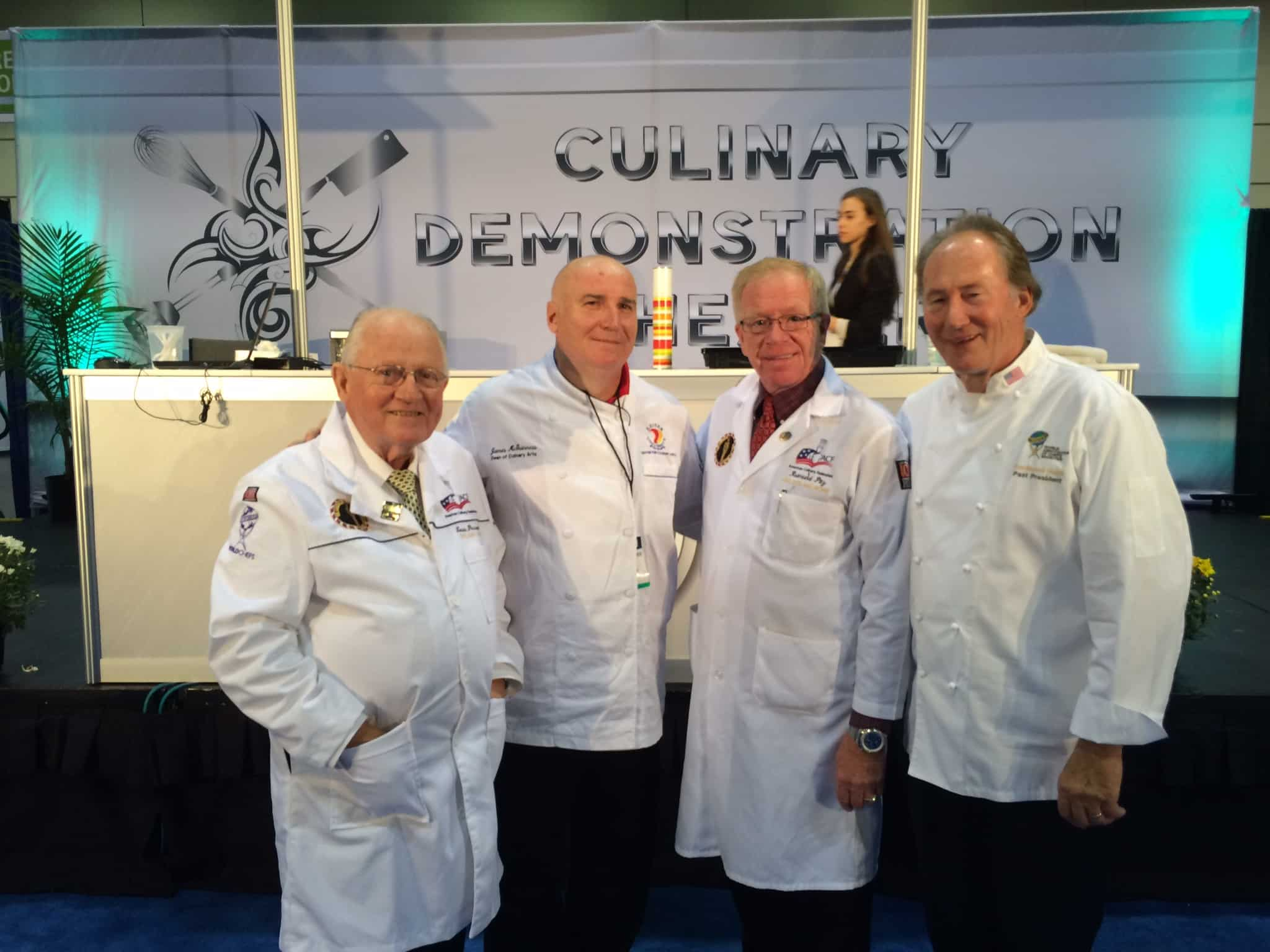 "Keiser University Dean of Culinary Arts Participates in ""Rapid Fire"" Chef's Challenge"