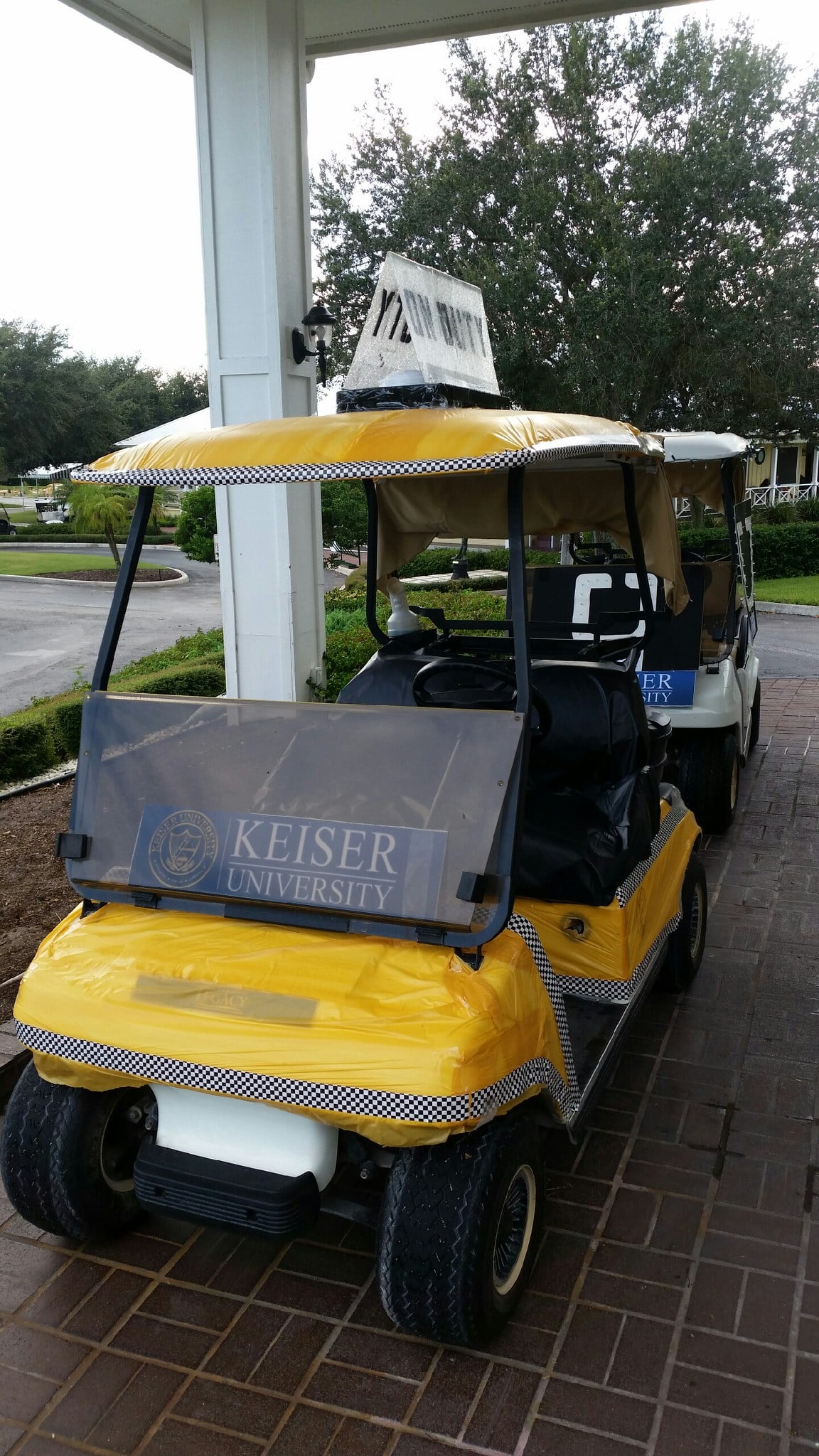 KU is a Sponsor LifeBuilders of the Treasure Coast 5th Annual Golf Cocktail Par-tee and Tournament