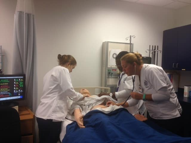 Melbourne Nursing Students Learn how to Complete Health Assessments