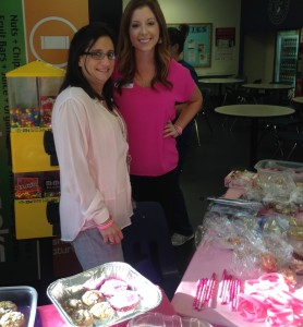 Pink Bake Sale Oct. 2015 (4)