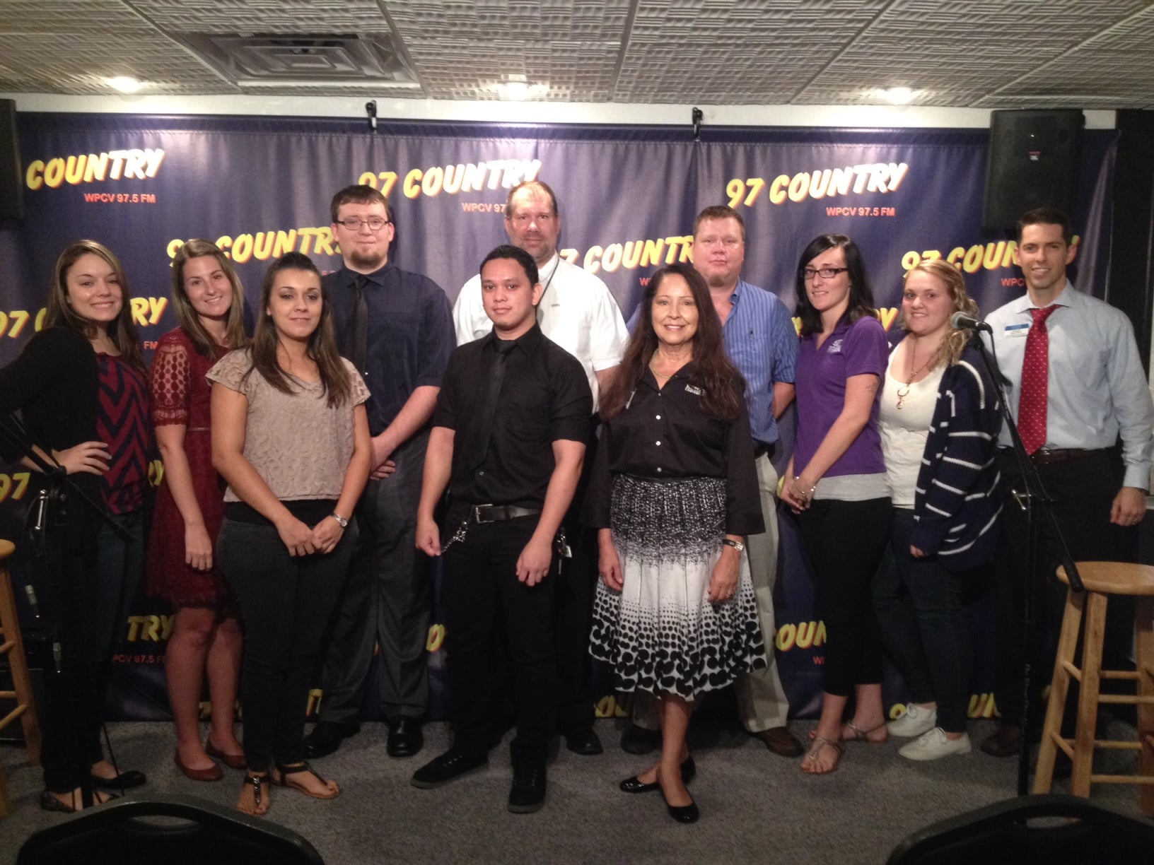 Lakeland Social Media Communications Students Experience the World of Radio