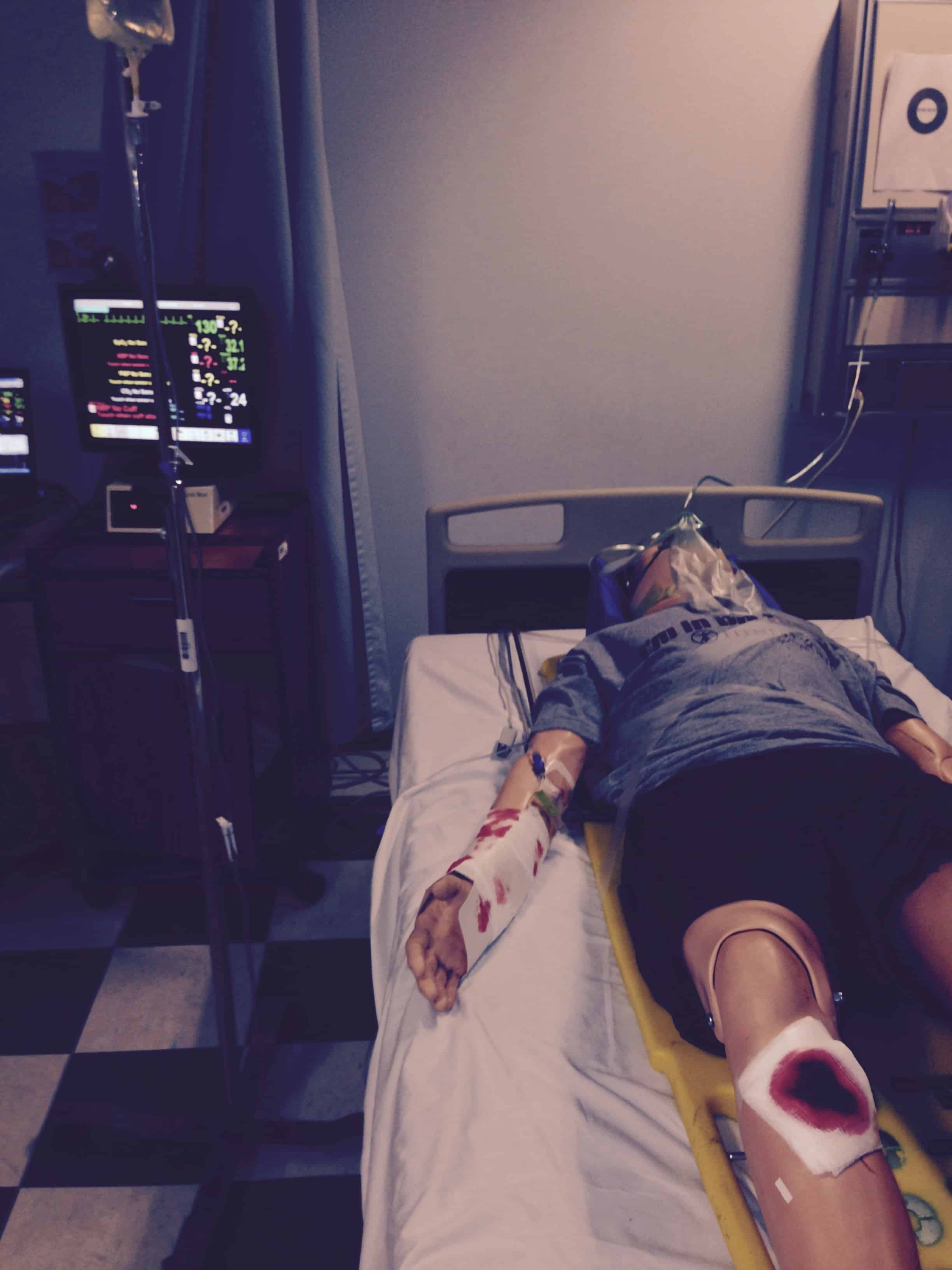 Melbourne Nursing And Radiologic Technology Students