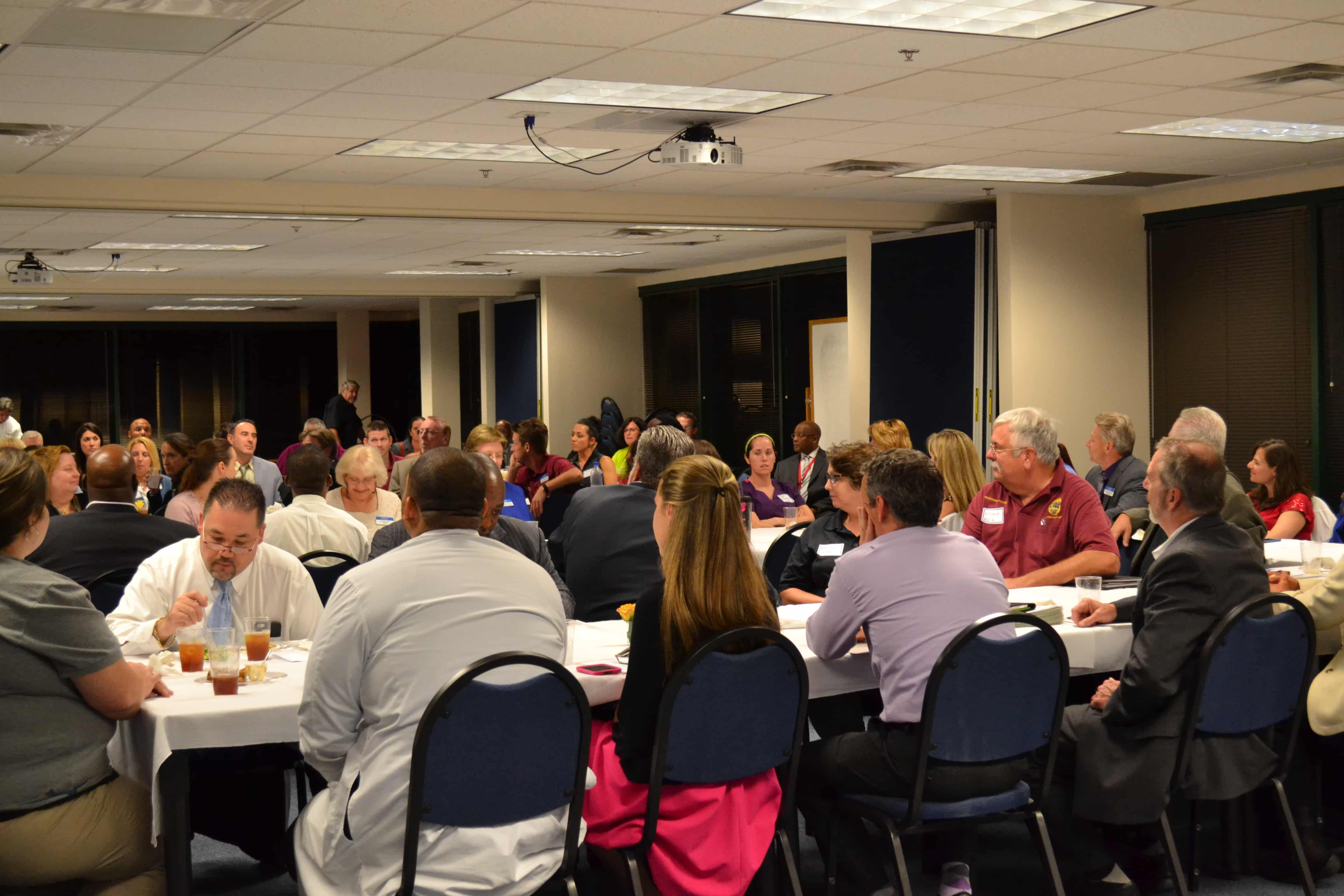 Jacksonville Holds its Fall Advisory Board Meeting