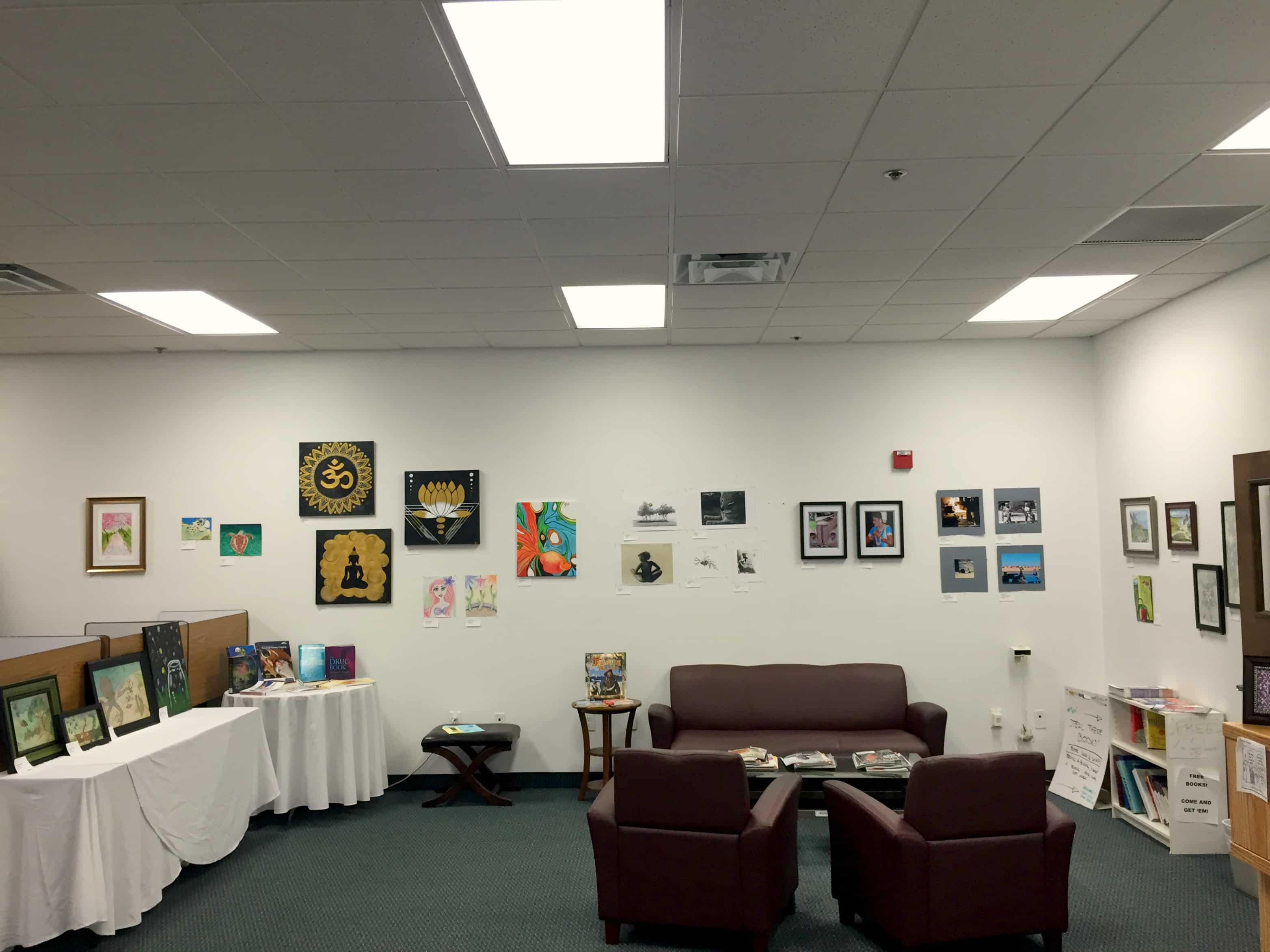 Melbourne Campus Hosts 3rd Annual Art Expo