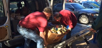 Thanksgiving Food Drive Nov. 2015 (6)